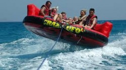 Banana Boat & Tube Ride in Sharm El Sheikh