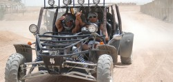 Quad Runners In Sharm El sheikh