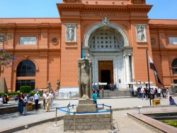 Cairo by Bus from Sharm One Day Private Trip