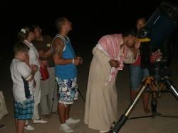 Star Gazing in Sharm El Sheikh