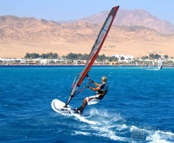 Windsurfing Excursion – Sharm El Sheikh