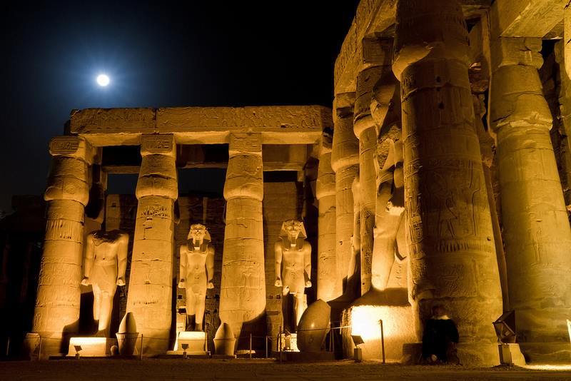 From Sharm El Sheikh: Luxor Day Trip with Flights