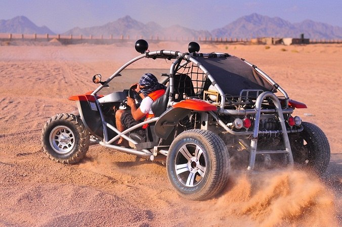 Argo Safari 6×6 Bike In Sharm El Sheikh