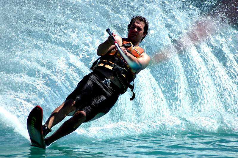 Water Skiing Sport – Sharm El Sheikh
